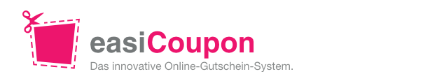 easiCoupon - Das innovative Online-Gutschein-System.